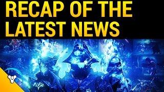 Destiny 2 Beta & Age of Triumph - Latest News