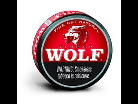 timber wolf fine cut natural dip review youtube