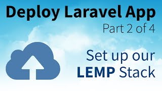 Setting Up LEMP Stack (Ngnix and Ubuntu 16) on VPS to Deploy Laravel App