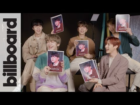 Monsta X Reveal Who Is Most Likely to Forget Lyrics & Who Is the Biggest Troublemaker | Billboard