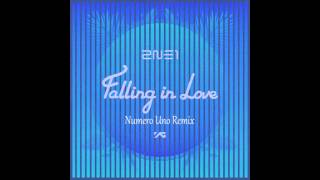 2NE1 - Falling In Love (Numero Uno Remix)