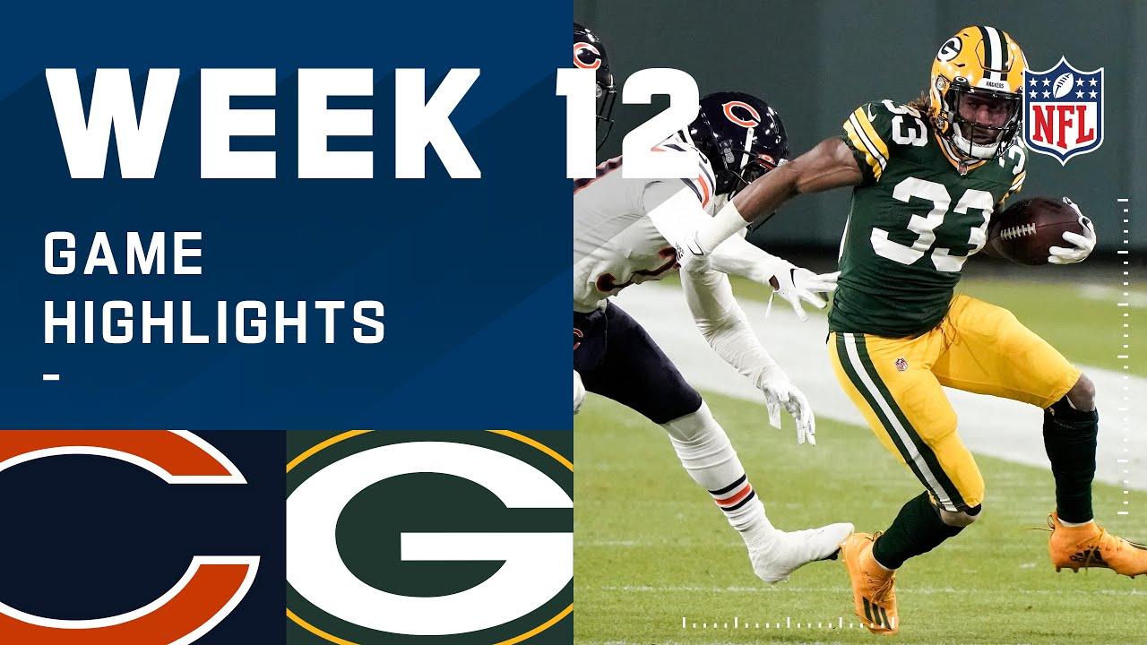 Download Bears vs. Packers Week 12 Highlights | NFL 2020