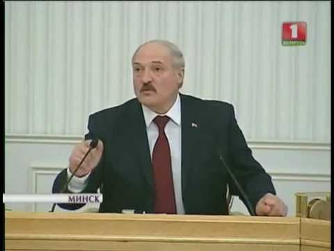 Лукашенко - охота в Беларуси