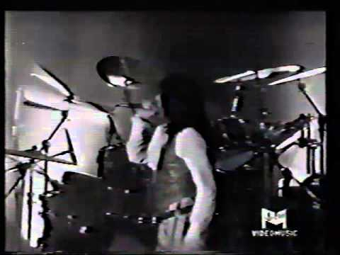 1985 04 17   The Cult   Florence, Italy, Tenax Club