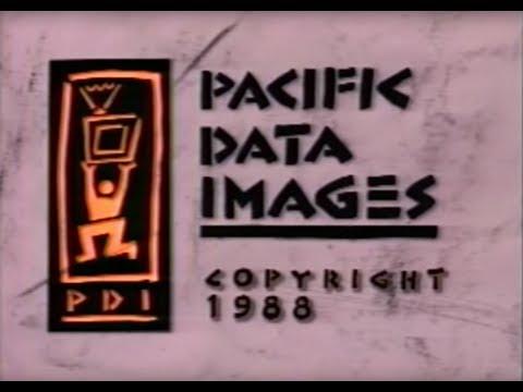 1988 Pacific Data Images PDI Demo