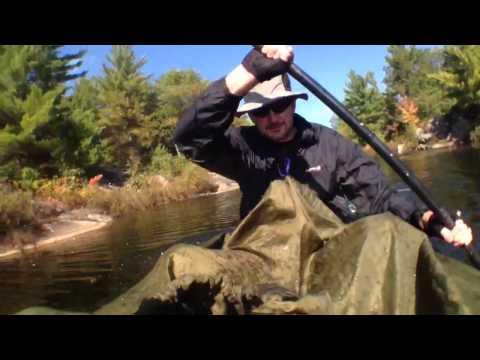 Ontario Inflatable Canoe Trip (Sevylor Colorado)