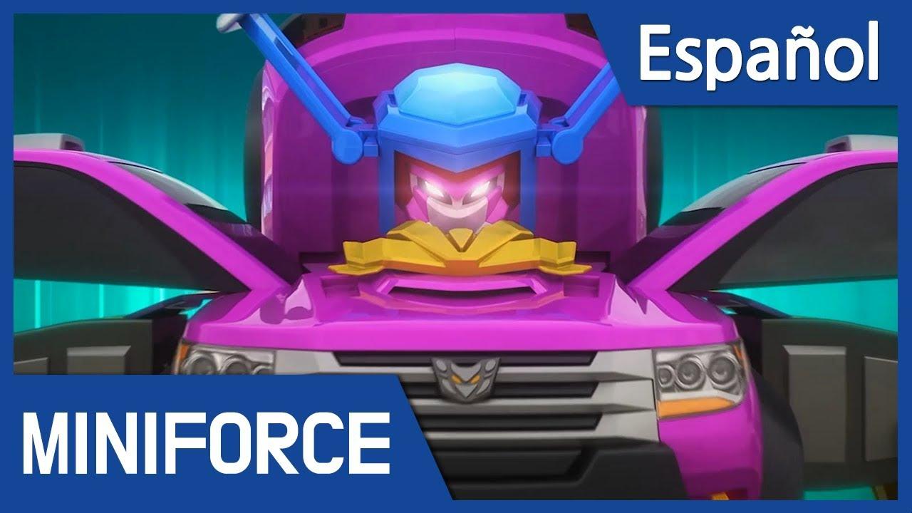 Español Latino Miniforce Capítulo 26 Mini Force Invencibles