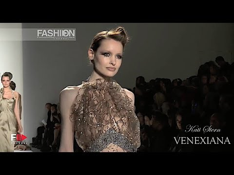 KALI STERN - VENEXIANA Autumn Winter 2013 2014 New York - Fashion Channel