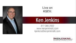 Ken Jenkins featured on the radio - 10/7/14