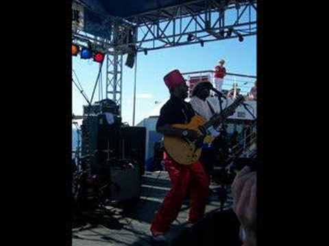 Lil' Ed on the Blues Cruise - The Adam Harris Interview