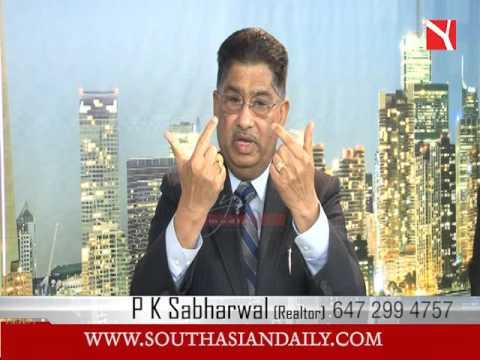 Real Estate in Brampton and Mississauga - P.K.Sabharwal