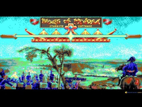Rings of Medusa gameplay (PC Game, 1989) thumbnail
