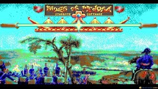 Rings of Medusa gameplay (PC Game, 1989)