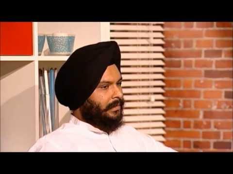 Live interview with Yadwinder singh satkoha on sikh channel. Birmingham U.K.