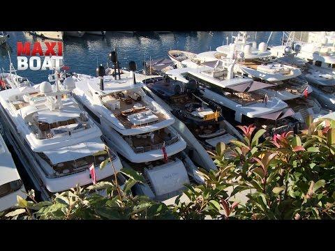 MONACO YACHT SHOW 2015 highlights