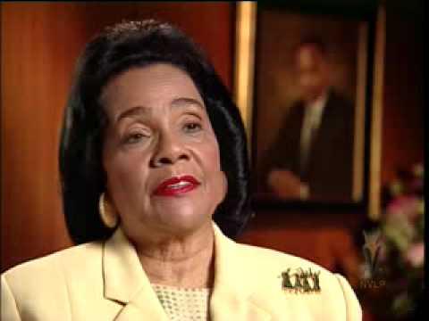 Coretta Scott King: My Greatest Regret