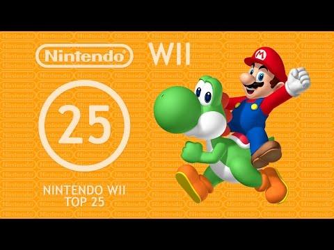 Nintendo Wii Best 25 games. TOP 25 лучших игр для Nintendo Wii. Июнь 2015.