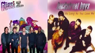 "Baixar Maroon 5 Vs. Backstreet Boys - ""As Long As You Phone Me"" (Mashup)"