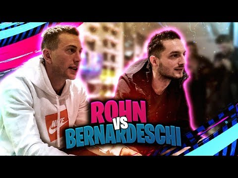 ROHN vs BERNARDESCHI! - FIFA 19