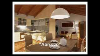 Timber Frame Home Designs |   Italian Energy Efficient Houses |  Xlam