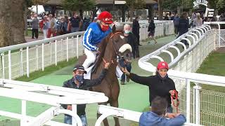 Vidéo de la course PMU PRIX BARRIERE DES ENTRAINEURS