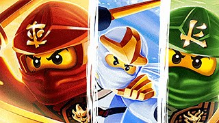 LEGO Ninjago WU-CRU | Unlocked New Character Cole (By LEGO Systems)