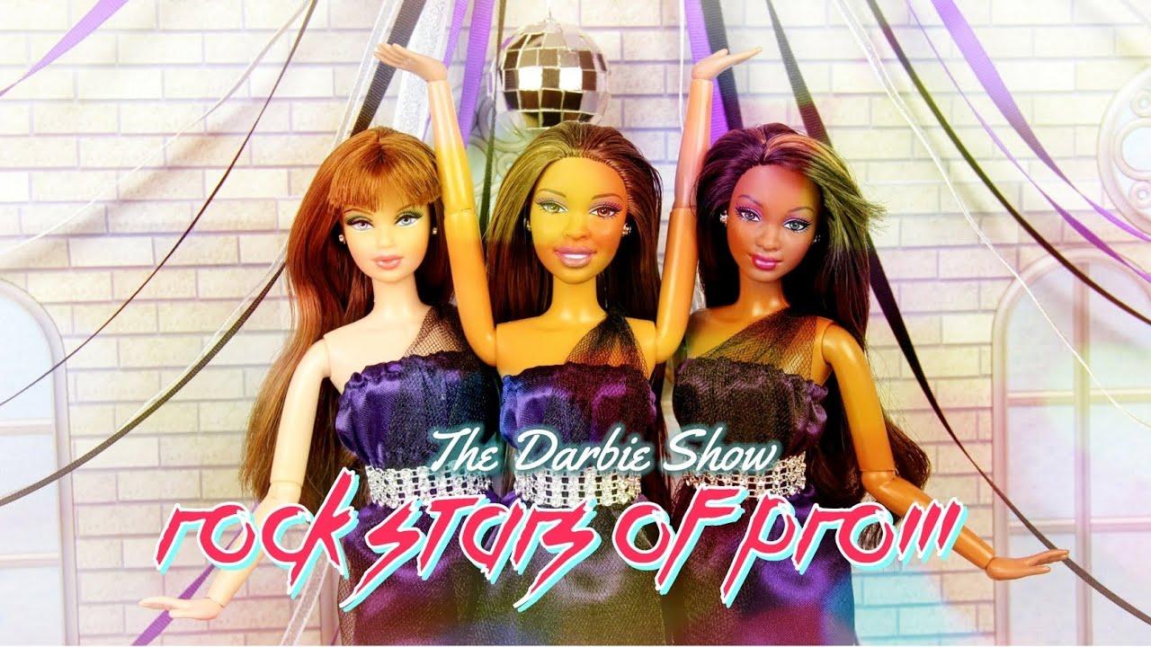 The Darbie Show: Rock Stars of Prom