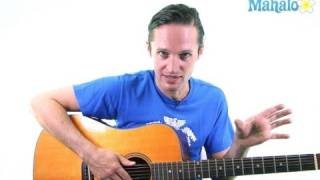 """How to Play """"Lay Lady Lay"""" by Bob Dylan on Guitar"""
