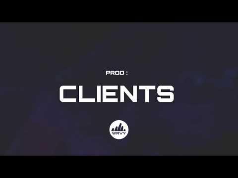 "Kekra x Hamza Type Beat ""Clients"" (prod by Wavy Beats)"