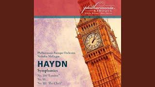 """Symphony No. 101 in D Major, Hob. I:101 """"Clock"""": II. Andante"""