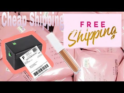 HOW TO SAVE MONEY ON SHIPPING FOR YOUR ONLINE BUSINESS