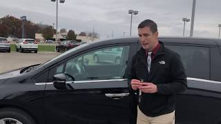 2019 Honda Odyssey EX-L presented by Jeremy Rees of Victory Honda in Muncie Indiana