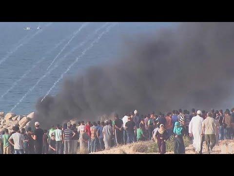 رصاص البحرية الإسرائيلية يطال 32 فلسطينياً على شواطئ غزة …  - نشر قبل 10 ساعة
