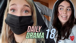 PTA WEEK STRESS & IK BEN ZO BANG...| Daily Drama #18
