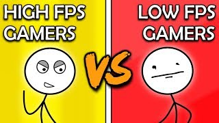 Download High FPS Gamers VS Low FPS Gamers Mp3 and Videos