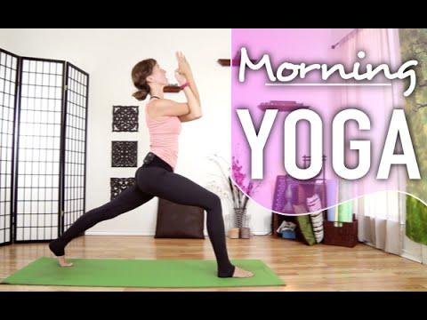 Morning Yoga - Start Your Day Energized & Focused!