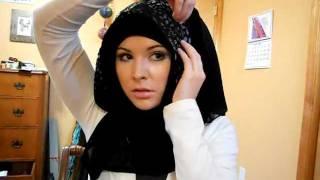 Khaleeji hijab tutorial 2