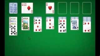 mr. sanchez plays the ultimate game, solitaire
