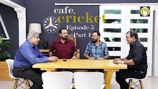 Cafe Cricket Ep 5 Part 1 recorded on 9/10/18 Majid Bhatti n Waheed Khan together #pakvaus