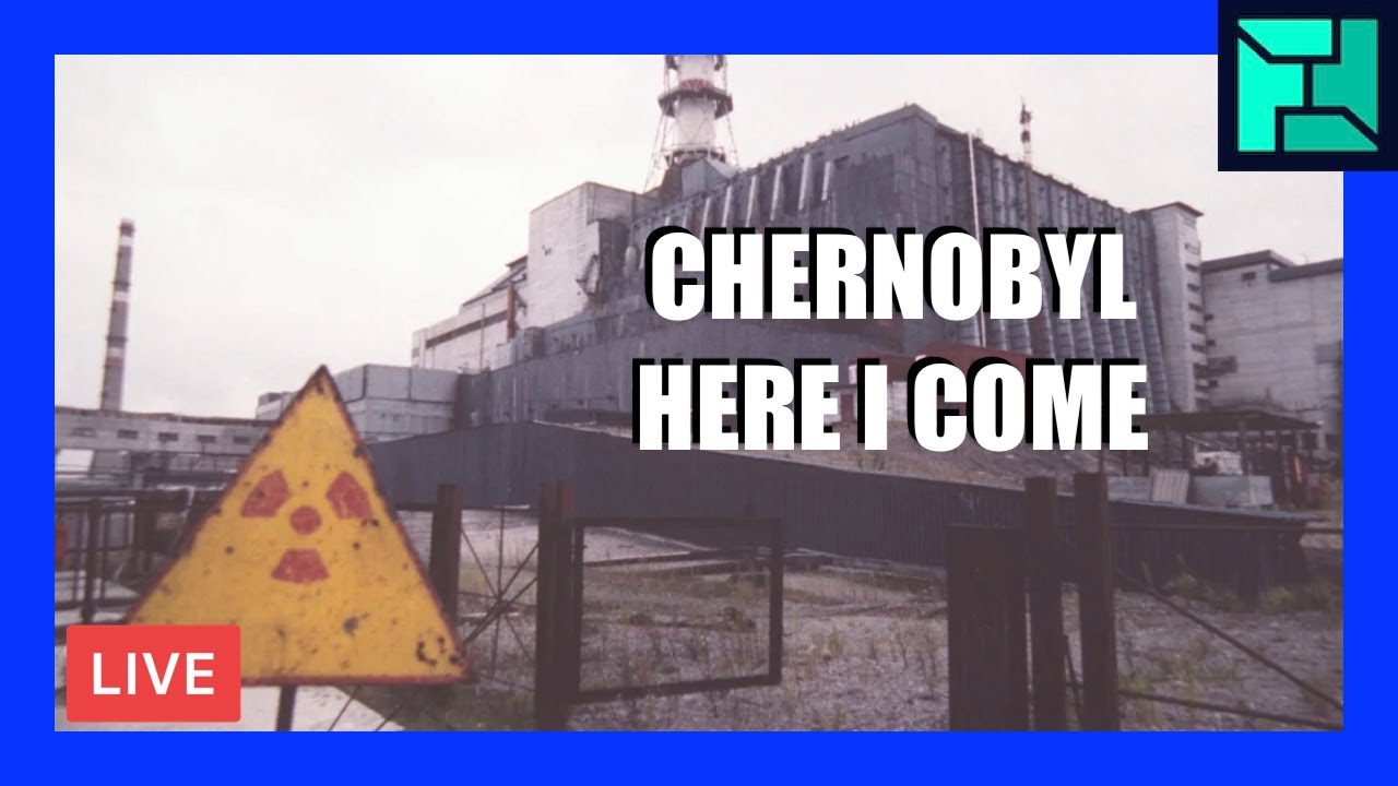 🔴 I'm leaving for Chernobyl, AMA | [OFFICE HOURS] Podcast 071
