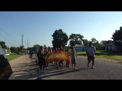 Corozal District Run for the world 2015