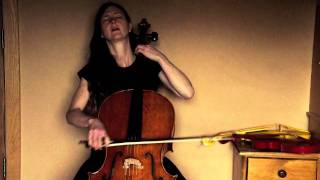 Celtic/Rock Cello, Solace in darkness - Ilse de Ziah