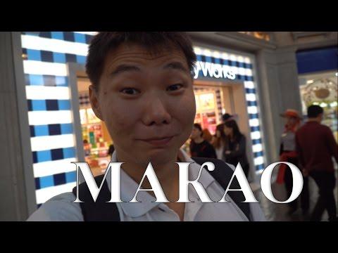 Влог, воскрестный тур в Азиатский Лас-Вегас, Макао и Казино Венеция