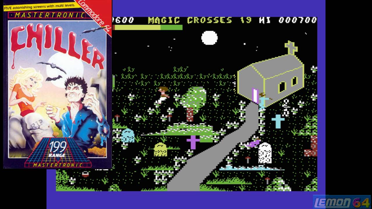 Chiller (C64) - A Playguide and Review - by Lemon64 com