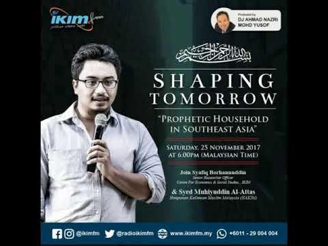 Syed Muhiyuddin Al-Attas How Islam Spread in Kepulauan Melayu & Southeast Asia Radio IKIM FM