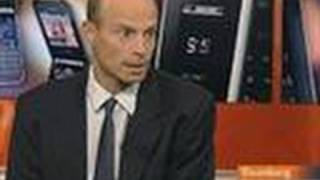 Aug. 12 (Bloomberg) -- Per Lindberg, an independent analyst, talks ...