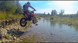 KTM 125 EXC MEMORIES - ENDURO