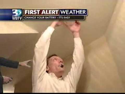 WBTV Meteorologist Eric Thomas in,