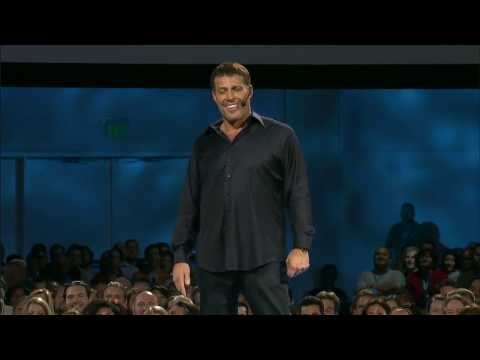 TONY ROBBINS 2017-   How To Overcome Depression And Change Your Life