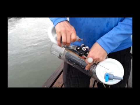 Van Dorn Water Sampler